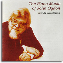 The Piano Music of John Ogdon CD