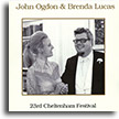 23rd Cheltenham Festival Duo Recital CD